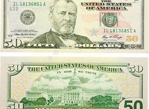 Какими бывают долларовые купюры